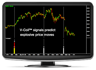 V-Coils Indicator Package Monitor